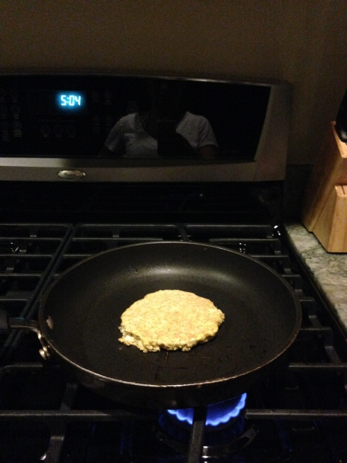 Easy, healthy pancake